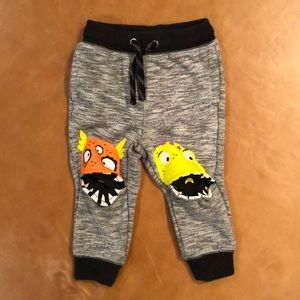 Cat &Jack Monster Joggers